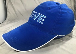 I Dive Cap Hat Adult Adjustable Blue 100% Polyester Look ! - $11.14