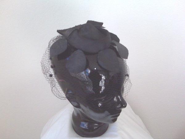 Veil Flower Pedal Hat