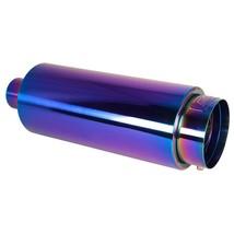 Car Muffler Tip, Stainless Steel Noise Outlet 4in Muffler Tips For Cars - $97.99