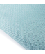 Snow Blue 28ct evenweave 17x19 cross stitch Fabric Flair - $16.00