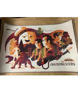Ghostbusters 24x36 MONDO Poster Print by Tom Whalen /375 - $88.30