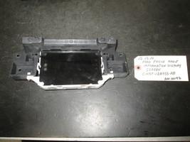 12 13 14 Ford Focus Radio Information Display Screen #CM5T-18B955-AB - $28.71