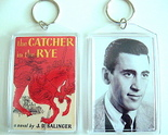 Jd salinger catcher in the rye keychain  carousel horse  to post thumb155 crop