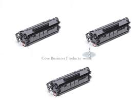 3 Pack 12A Q2612A TONER CARTRIDGE for HP LASERJET 1010/ 1012/ 3015 - $79.19