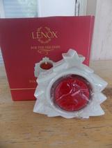Lenox Yuletide Glowlites Tree Tea Light - $15.00
