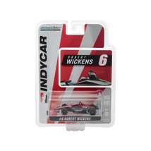 Honda Dallara Indy Car #6 Robert Wickens Lucas Oil Schmidt Peterson Moto... - $17.19