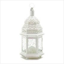 8 Large Moroccan Style Lantern Candleholder Wedding Centerpieces - $148.65