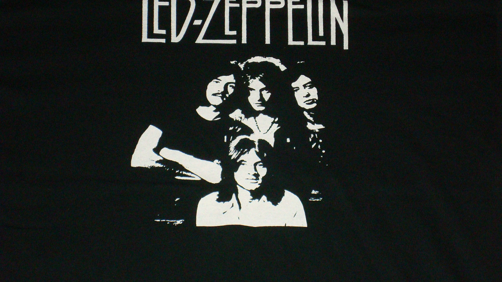 Led Zeppelin Portrait Of The Band T Shirt And 30 Similar Items