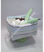 Pickles And Ice Cream Diaper Cake - $58.00
