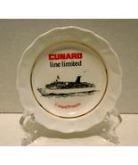 CUNARD Line: Cunard Princess Cruise Ship  Souvenir Ashtray - $6.99