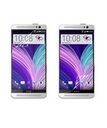 5X Clear Crystal Transparent Screen Protector Guard Shield For HTC One M... - $7.99