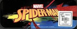 Marvel Spider-Man - Metal Tin Case Pencil Box Storage v2 - $9.89