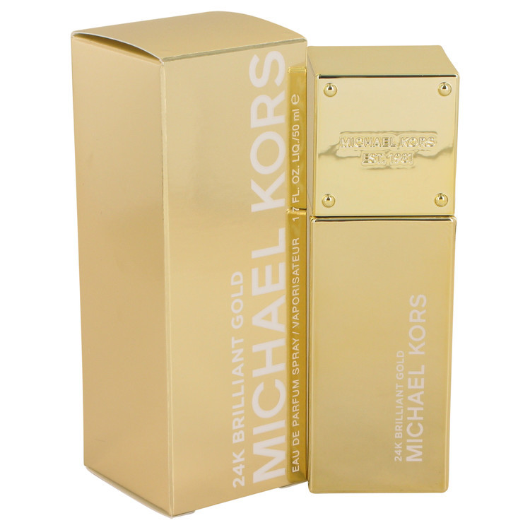 Michael kors 24k brilliant gold 1.7 oz perfume