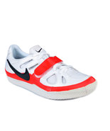 MEN'S GUYS NIKE ZOOM HJ (2) TRACK & FIELD CLEATS SHOES WHITE NEW $110 101 - $54.99