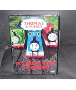 Thomas & Friends IT'S GREAT TO BE AN ENGINE DVD NEW! 2004 - $11.96