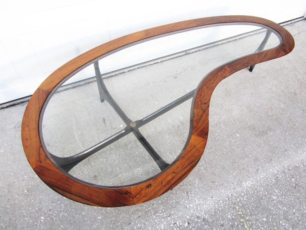 RESTORED 1960s Lane Amoeba Table vintage mid and 50 similar items