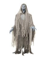 HAUNTED EVIL ENTITY HALLOWEEN LIFESIZE ANIMATED... - $197.99