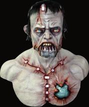 Quality Mega Franky Frankenstein Mask Halloween Monster Costume Accessor... - $108.89