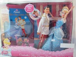 Disney CINDERELLA Big Dance Party with Prince C... - $39.99