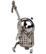 NEW Cliff the Climber Tea Infuser &  Drip Tray ... - $22.87