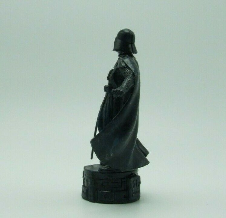 Star Wars Saga Edition Black Darth Vader Queen Chess Replacement Game Piece image 4