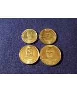 2006 Paraguay 4-Coin Set, 50,100,500,1000 Guaranies, BU - $4.99