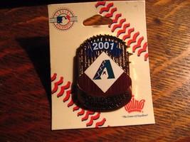Arizona Diamondbacks Lapel Pin - 2001 MLB Baseball World Series Trophy Hat Pin - $19.79