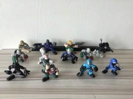 GI Joe Combat Heroes Hasbro Playskool Lot of 12 J02 - $64.34