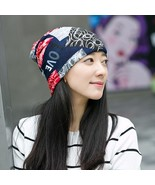 Wholesale Women Brand Winter Hats  Printing Design Letter Beauty Beanie ... - £6.46 GBP