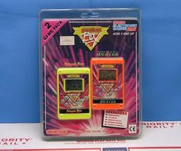 Pocket Boy 2 Game Pack Dragon Fire Hunter Grandstand 1990 New NIP - $75.00