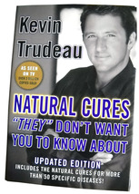 """Natural Cures """"They"""" Don't Want You To Know About (HC) Kevin Trudeau - L... - $8.40"""