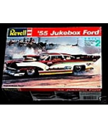 Revell #7436 '55 JUKEBOX FORD *RARE!! 1992 ISSUE KIT* UNASSEMBLED/ORIGINAL BOX!! - $25.00