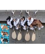Shetland Sheepdog dog crate tag or hang anywher... - $18.00