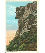 Old Man of the Mountains, Franconia Notch, White Mountains, NH, 1920s Po... - $4.99