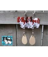 Papillon dog crate tag or hang it anywhere, han... - $14.00