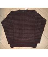 100% soft wool Club Room Sweater- L - $35.99