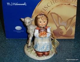 """50th Anniversary """"Good Friends"""" Goebel Hummel Figurine #182 TMK8 Mint Wi... - $174.59"""