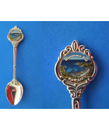 HANAUMA BAY HAWAII Souvenir Collector Spoon Collectible HAWAIIAN Vintage