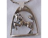 Framed horse pendant thumb155 crop