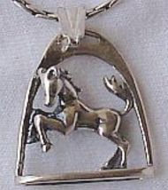 Framed horse pendant thumb200