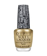 Opi Shatter Collection Nail lacquer, Gold Shatter, 0.5 Fl oz - $14.99
