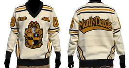 Alpha Phi Alpha Long Sleeve V neck Sweater Black Gold V neck Fraternity ... - $103.78