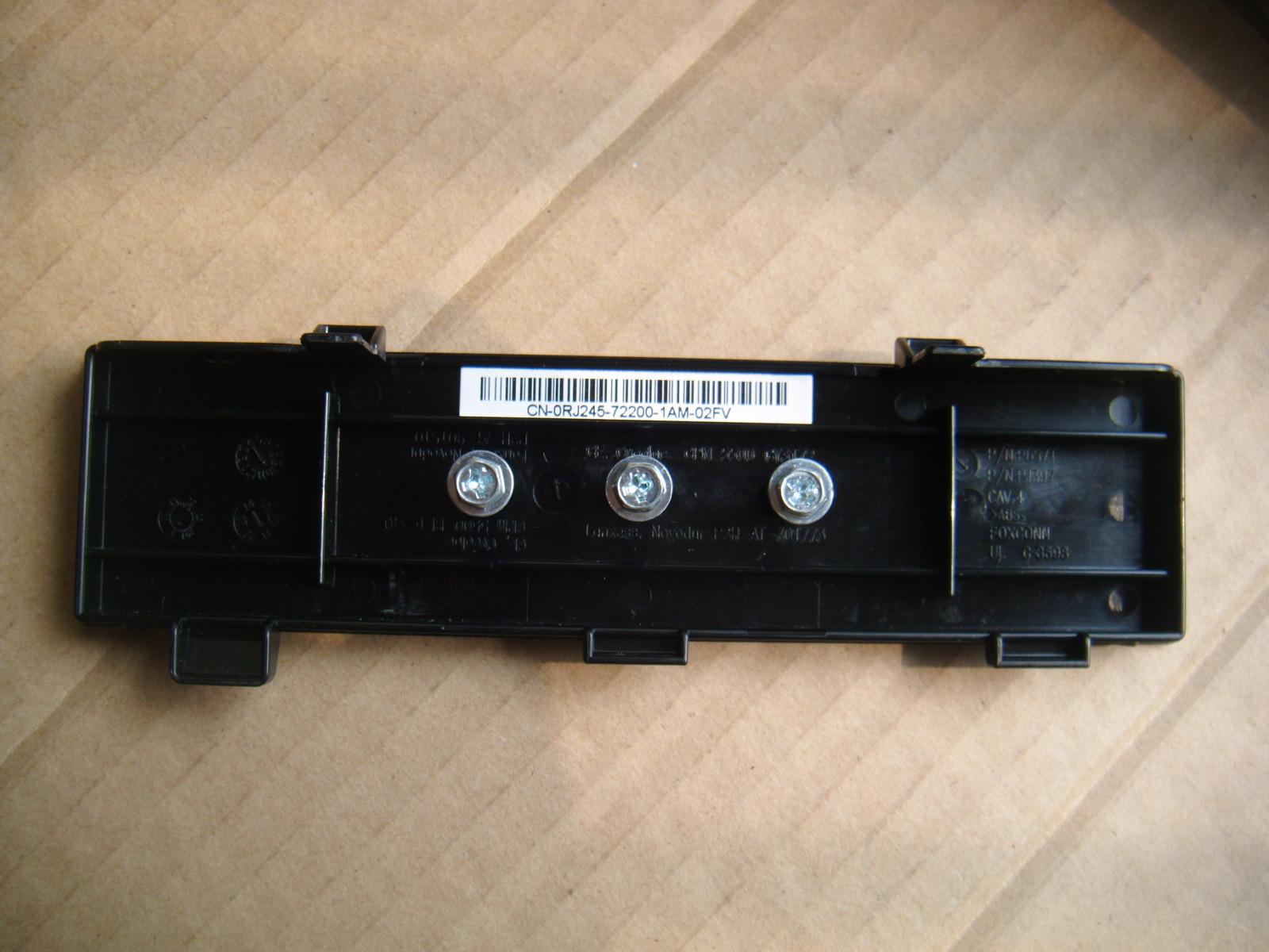 New Dell Optical Drive Blank Filler RJ245 P6571 PJ397 GX520 620 745 755 360 380