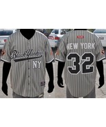 New York Black Yankees short sleeve Negro Leagu... - $61.74