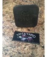 Toyota 00214-34936 TRAILER TOW HITCH PLUG PROTECTOR Genuine OEM YOTAYARD - $12.38