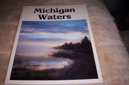 Michigan Waters - 1st Edition - $25.00