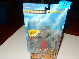 Mcfarlane- Spawn Wetworks Édition - Vampire Figurine Neuf- L201 - $24.50