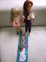Vintage 1970's Ideal Velvet & Crissy,  dolls MOC Clothes - $98.99