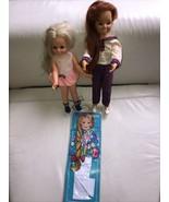 Vintage 1970's Ideal Velvet & Crissy,  dolls MOC Clothes - $98.99