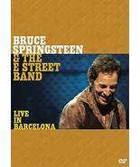 Bruce Springsteen & the E Street Band Live in Barcelona [DVD] - $10.83